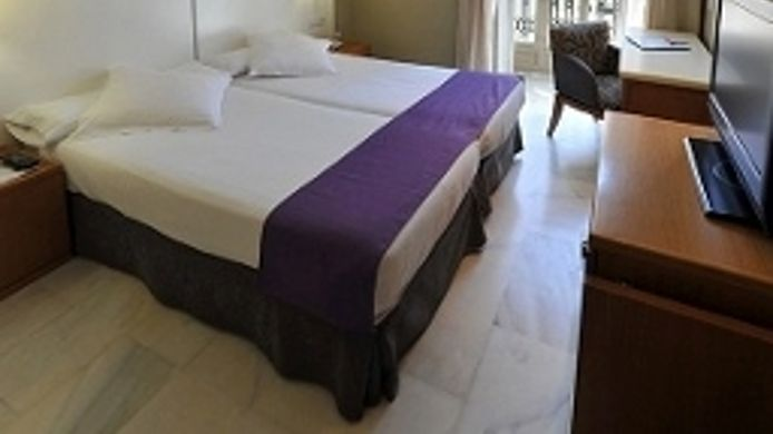 Double room (standard) Atarazanas Boutique Hotel