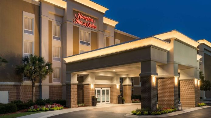 Exterior view Hampton Inn - Suites Bluffton-Sun City