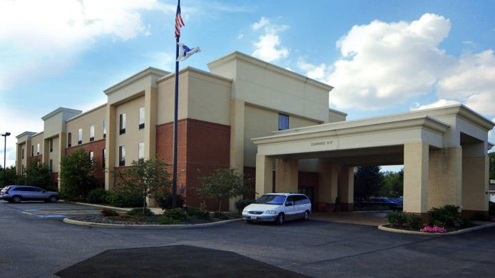 Exterior view Hampton Inn Richfield