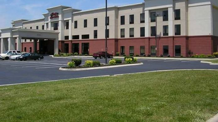 Buitenaanzicht Hampton Inn - Suites Springboro-Dayton Area South OH