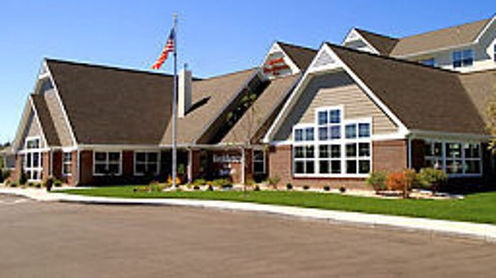 Buitenaanzicht Residence Inn Madison West/Middleton