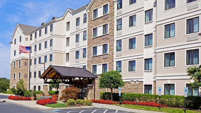 Exterior view Homewood Suites by Hilton Eatontown