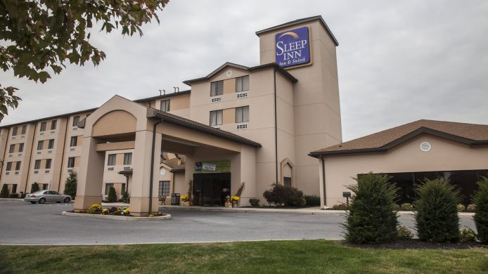 Exterior view Sleep Inn & Suites Hagerstown