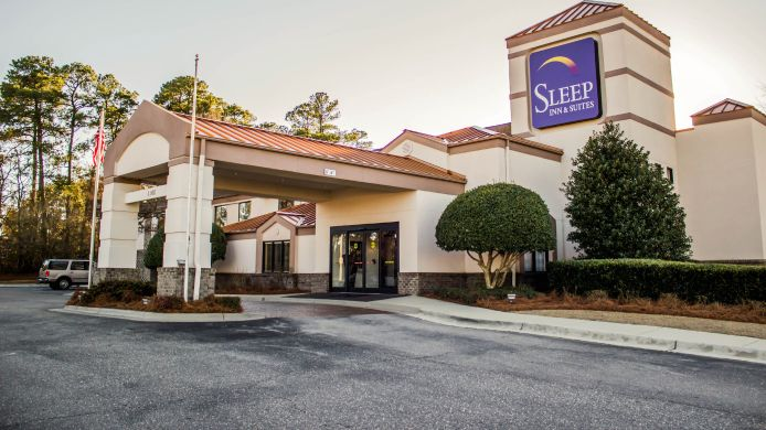Buitenaanzicht Sleep Inn & Suites Near Ft. Bragg