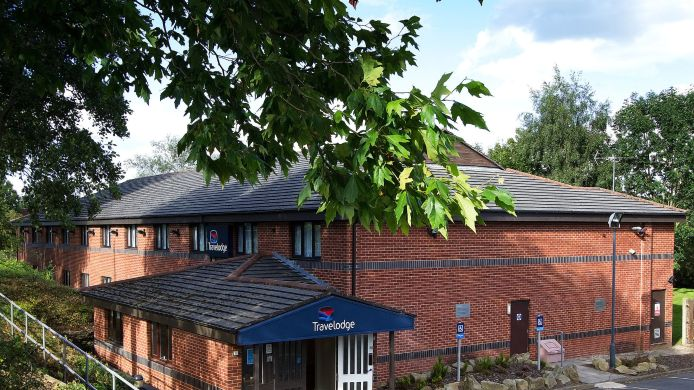 Kamers TRAVELODGE PRESTON CHORLEY