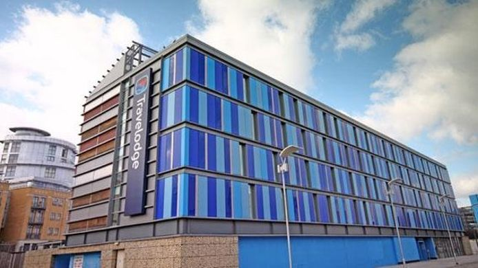 Exterior view TRAVELODGE CAMBRIDGE CENTRAL