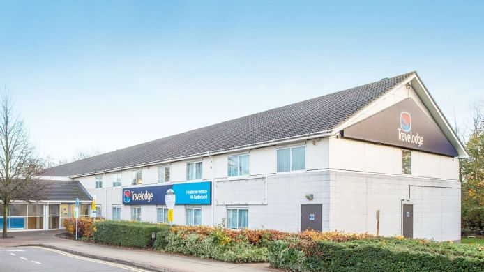 Buitenaanzicht TRAVELODGE HEATHROW HESTON M4 EAST