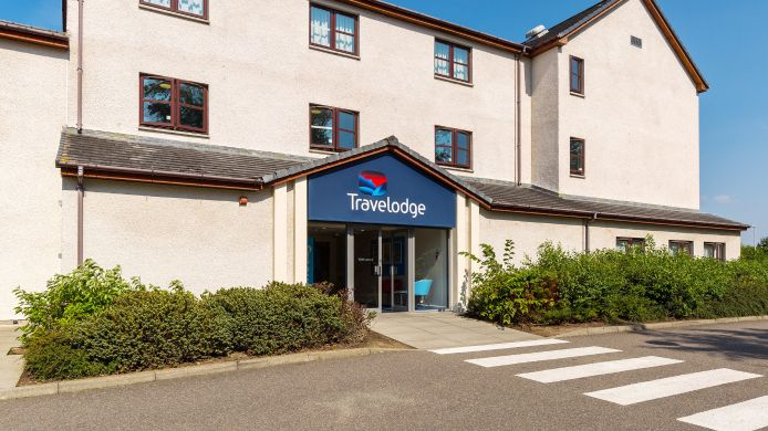 Exterior view TRAVELODGE INVERNESS