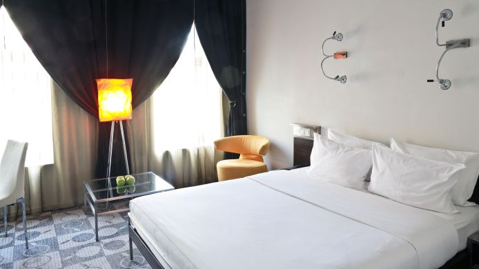 Double room (superior) Golden Apple Boutique Hotel