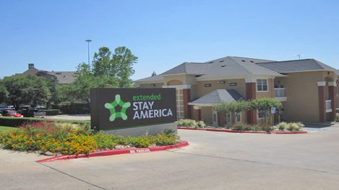 Exterior view EXTENDED STAY AMERICA S ARBORE