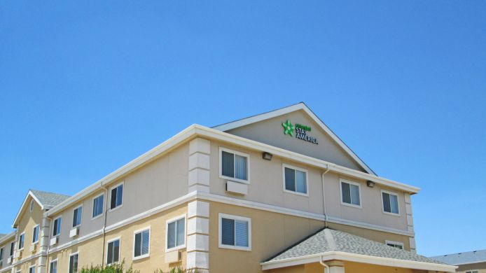 Exterior view EXTENDED STAY AMERICA DFW DALL