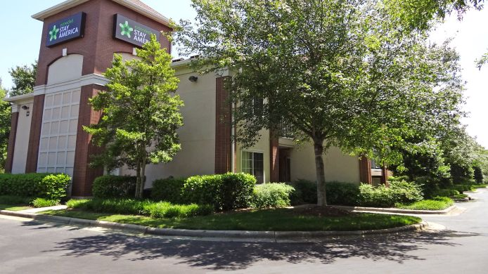 Buitenaanzicht Extended Stay America - Durham - University - Ivy Creek Blvd