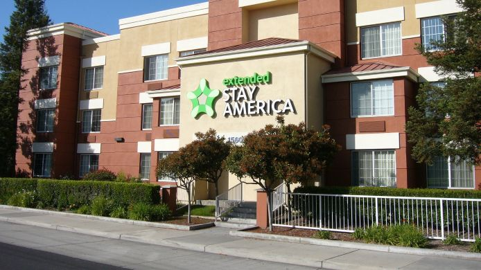 Exterior view EXTENDED STAY AMERICA SAN JOSE