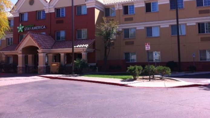 Buitenaanzicht Extended Stay America - Phoenix - Airport - Tempe
