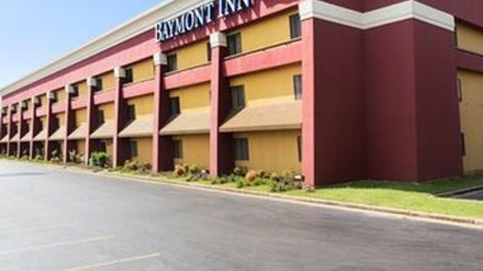 Exterior view BAYMONT SUITES FORT SMITH