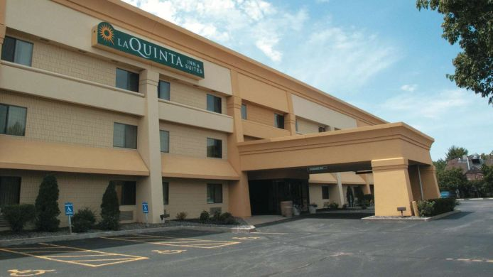 Exterior view LA QUINTA INN STE STEVENS POINT
