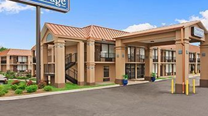 Exterior view TRAVELODGE BOSSIER CITY