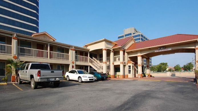 Exterior view BEST WESTERN CITYPLACE INN