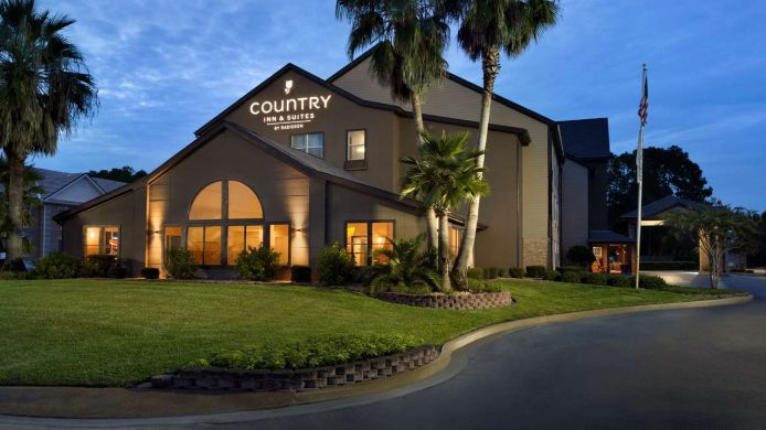 Außenansicht COUNTRY INN SUITES KINGSLAND