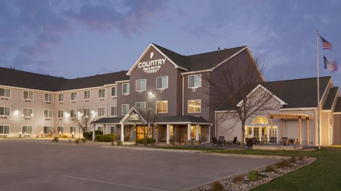 Exterior view COUNTRY INN AND SUITES AMES