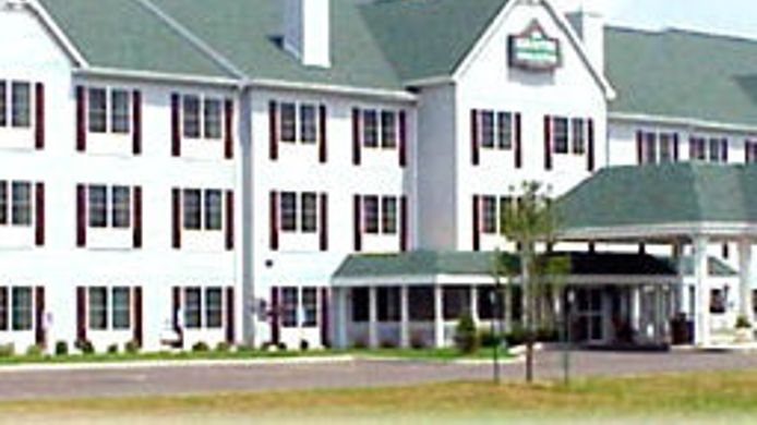 Exterior view COUNTRY INN SUITES ROCK FALLS