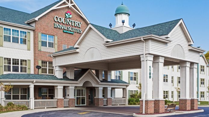 Exterior view COUNTRY INN AND SUITES ZION
