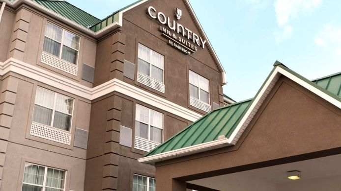 Exterior view COUNTRY INN SUITES GEORGETOWN