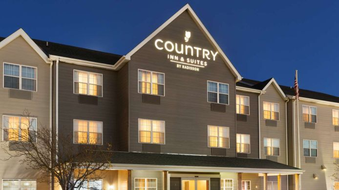 Exterior view COUNTRY INN AND SUITES KEARNEY