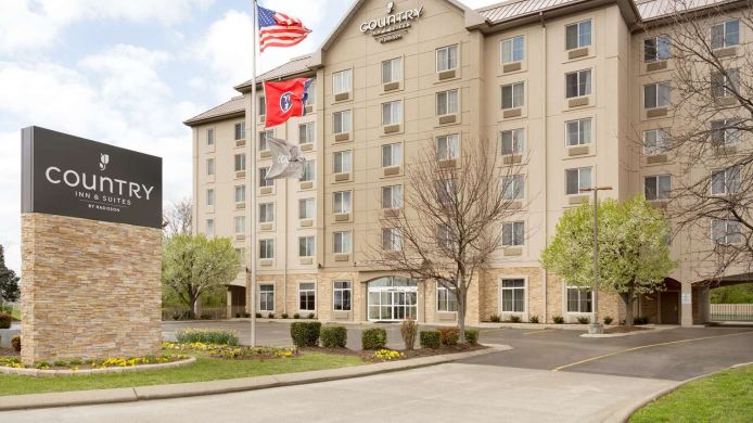 Exterior view COUNTRY INN NASHVILLE ARPRT