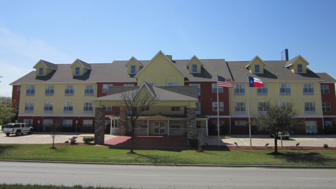 Buitenaanzicht BEST WESTERN PLUS WACO NORTH