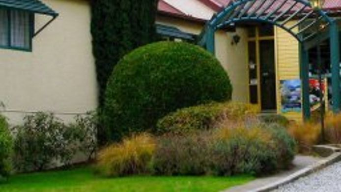 Buitenaanzicht Melbourne Lodge Apartments & Boutique Bed & Breakfast