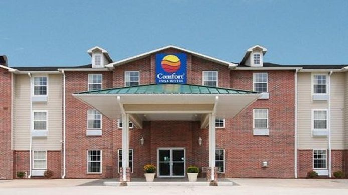 Exterior view Comfort Inn & Suites St. Louis - Chesterfield