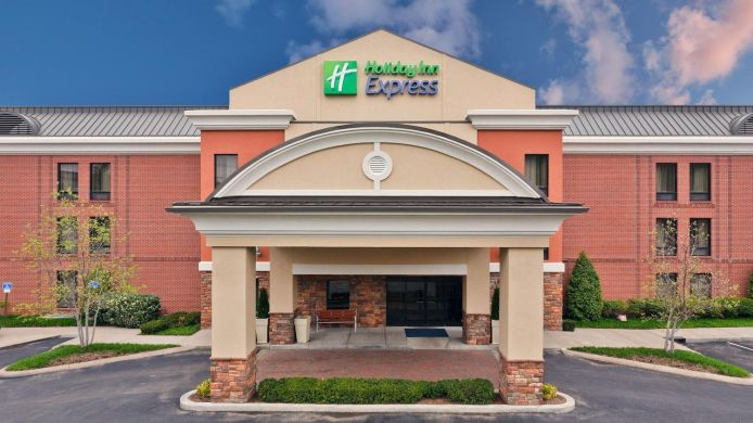 Buitenaanzicht Holiday Inn Express & Suites BRENTWOOD NORTH-NASHVILLE AREA