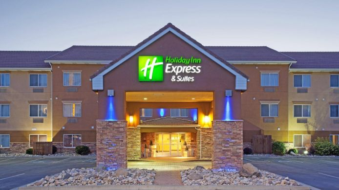 Exterior view Holiday Inn Express Hotel & Suites SANDY - SOUTH SALT LAKE CITY