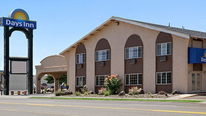 Exterior view DAYS INN YAKIMA