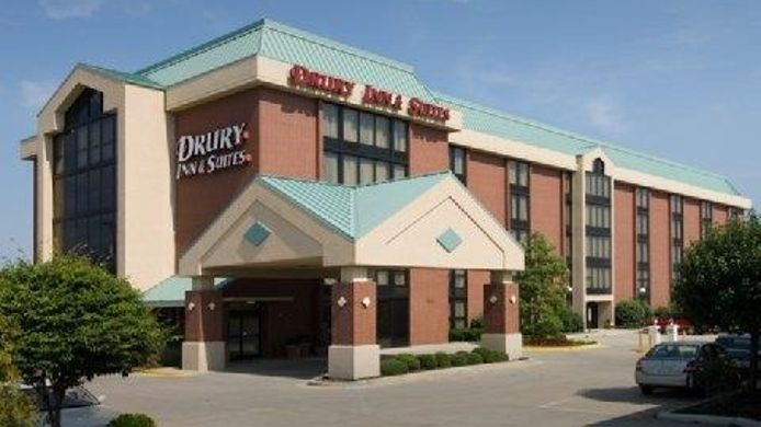 Exterior view DRURY INN AND SUITES GREENSBORO