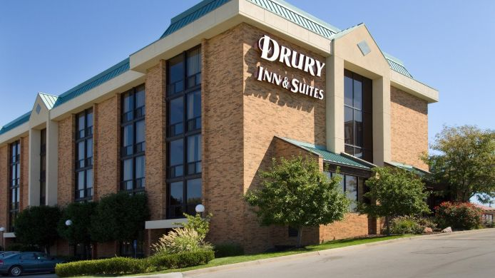 Buitenaanzicht DRURY INN AND SUITES KANSAS CITY STADIUM