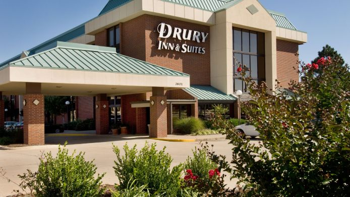 Exterior view DRURY INN AND SUITES JOPLIN