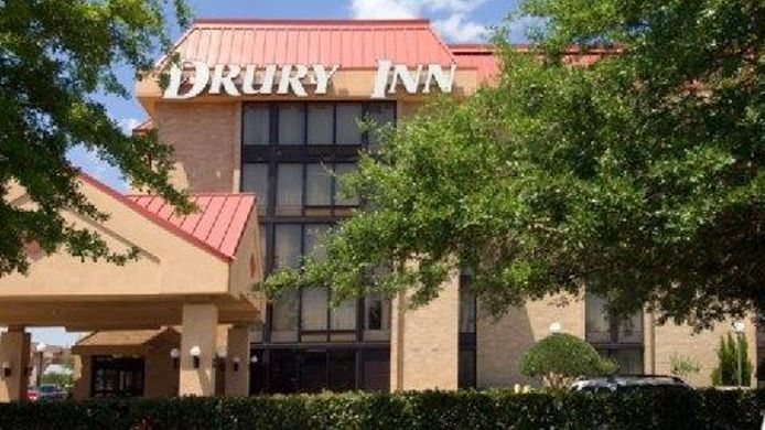 Buitenaanzicht DRURY INN SUITES HOUSTON W ENERGY CORR