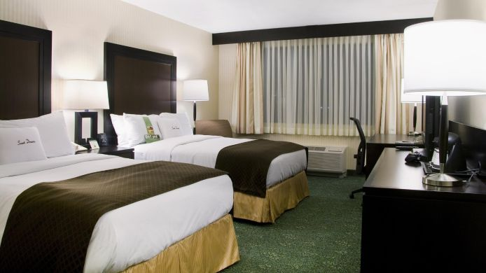 Kamers DoubleTree by Hilton Chicago - Alsip