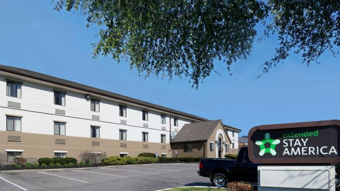 Buitenaanzicht EXTENDED STAY AMERICA DAYTON S