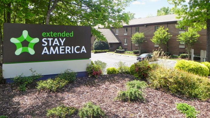 Exterior view EXTENDED STAY AMERICA EXEC PK