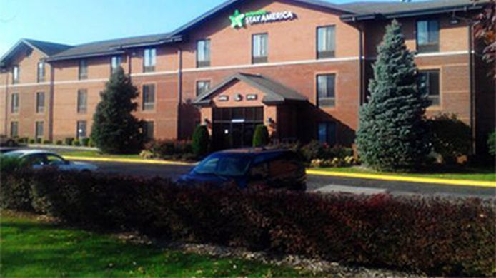 Exterior view EXTENDED STAY AMERICA S MISHAW