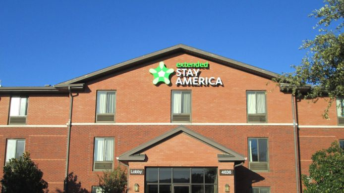 Buitenaanzicht EXTENDED STAY AMERICA MED CTR