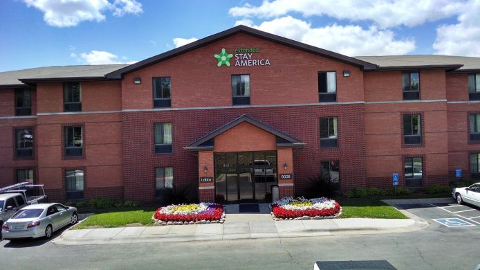 Exterior view EXTENDED STAY AMERICA OMAHA WE