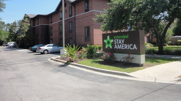 Buitenaanzicht EXTENDED STAY AMERICA TALLAHAS
