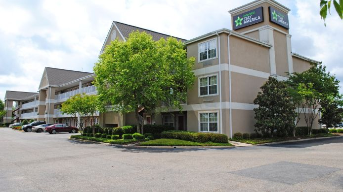 Exterior view EXTENDED STAY AMERICA EASTERN
