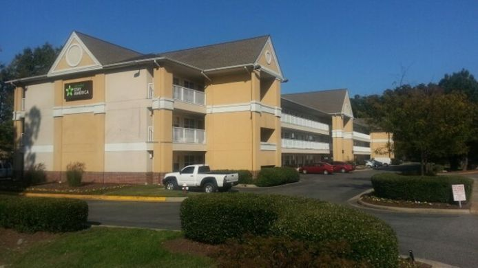 Exterior view EXTENDED STAY AMERICA OYSTER P
