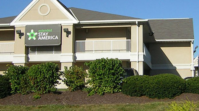 Exterior view EXTENDED STAY AMERICA SHARONVI
