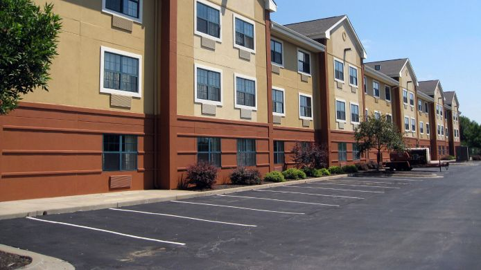 Buitenaanzicht EXTENDED STAY AMERICA S KANSAS